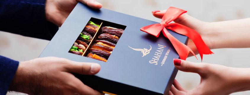 خرید هدیه خاص و شیک به جای شکلات کادویی